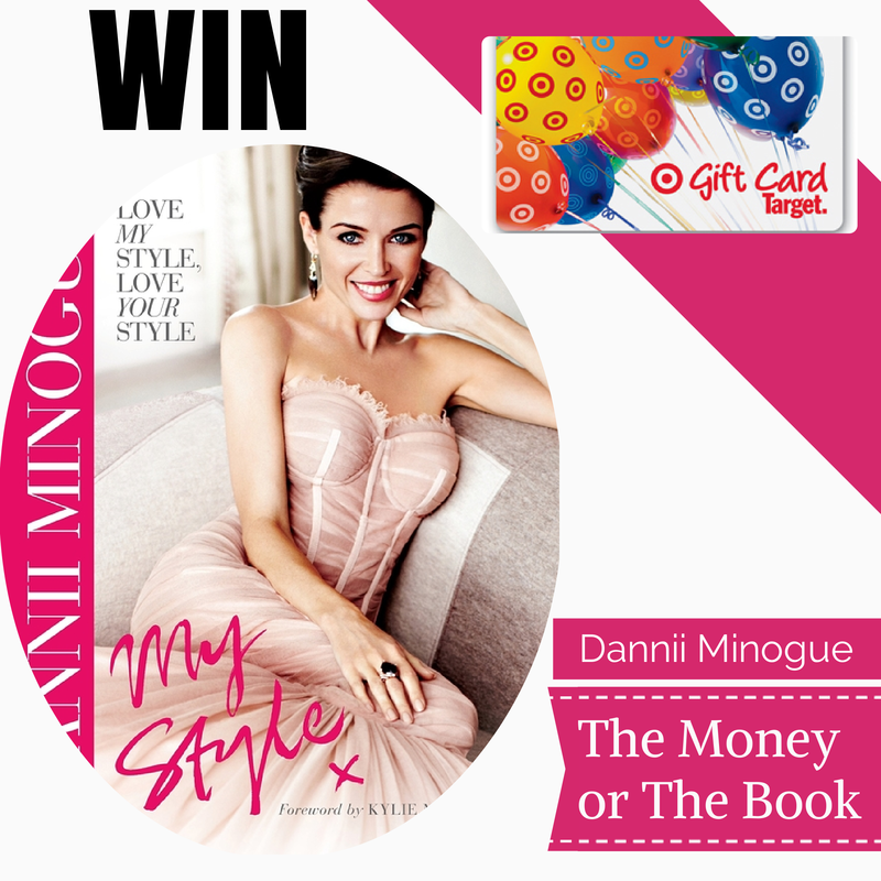 Ms Mystery Case GIVEAWAY | The Money or The book | Dannii Minogue | Target