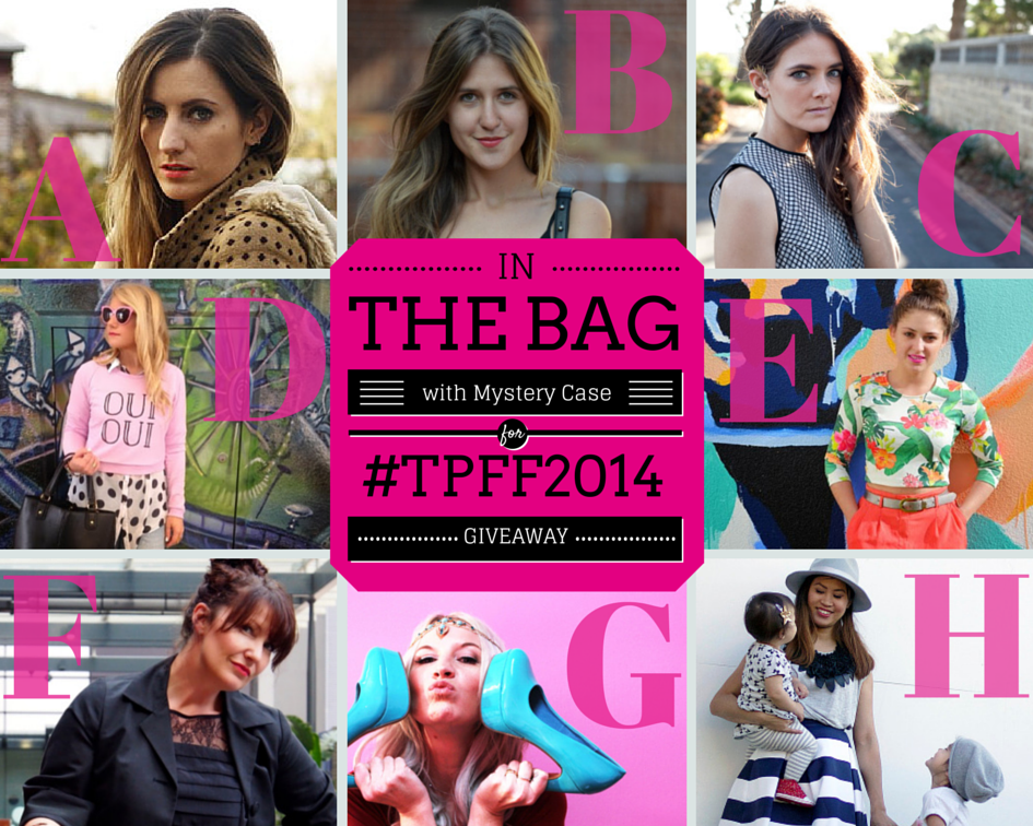 Mystery Case GIVEAWAY   Perth Bloggers   Telstra Perth Fashion Festival