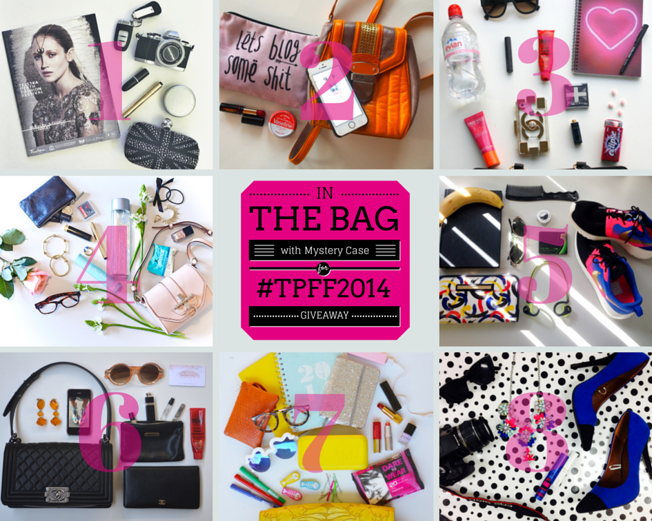 Mystery Case GIVEAWAY | Perth Bloggers | Telstra Perth Fashion Festival