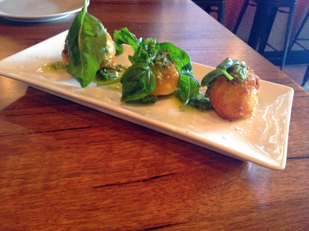 Worth Casing with Mystery Case | Bocconcini Fritters | The Meatball Bar | Leederville