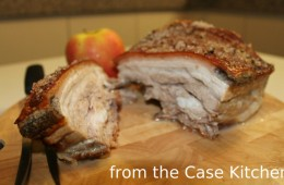 Agent Mystery Case | Crispy Skin Pork Belly | Brownes Blogger