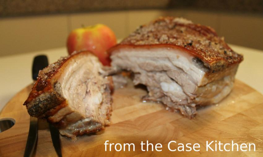 Agent Mystery Case   Crispy Skin Pork Belly   Brownes Blogger