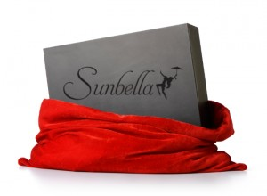 Sunbella Parasol GIVEAWAY | Agent Mystery Case