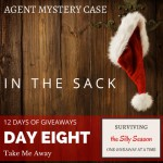 IN THE SACK | 12 days of giveaways | Agent Mystery Case | Day 8 Take Me Away with Menulog