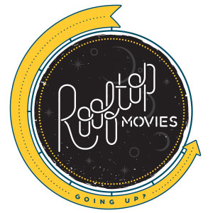 Rooftop movies Perth logo