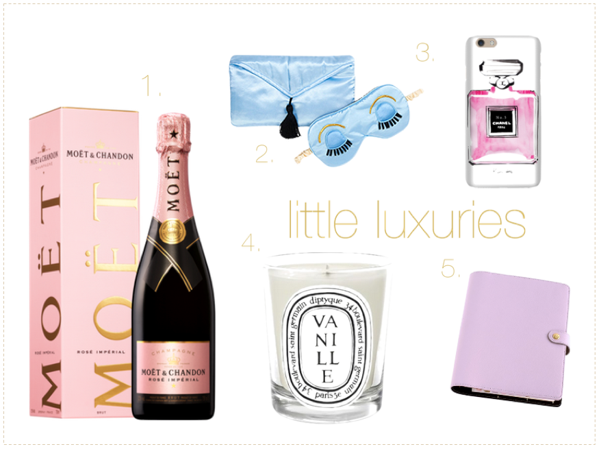 Little Luxuries | Style On V | Agent Mystery Case | IN THE SACK | Instagram GIVEAWAY