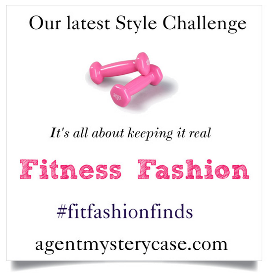 Fitness Fashion Style Challenge | Agent Mystery Case