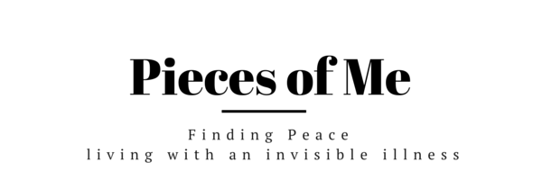 Pieces of Me - Finding Peace Living with an invisible illness Agent Mystery Case