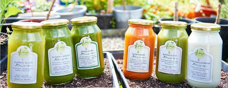 Pure Glow Cleanse - Juice cleanse - detox