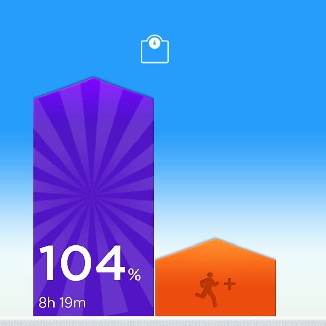 Jawbone Up sleep factor