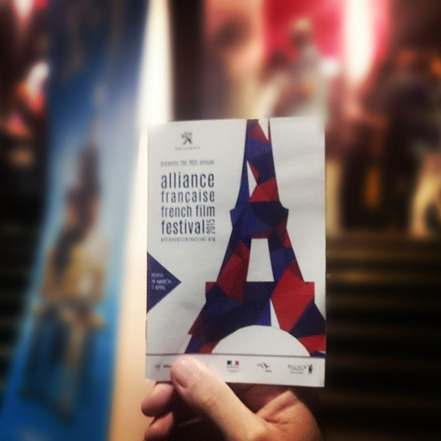 Agent Mystery Case   always on the case   Perth Event   The Alliance Française French Film Festival 2015