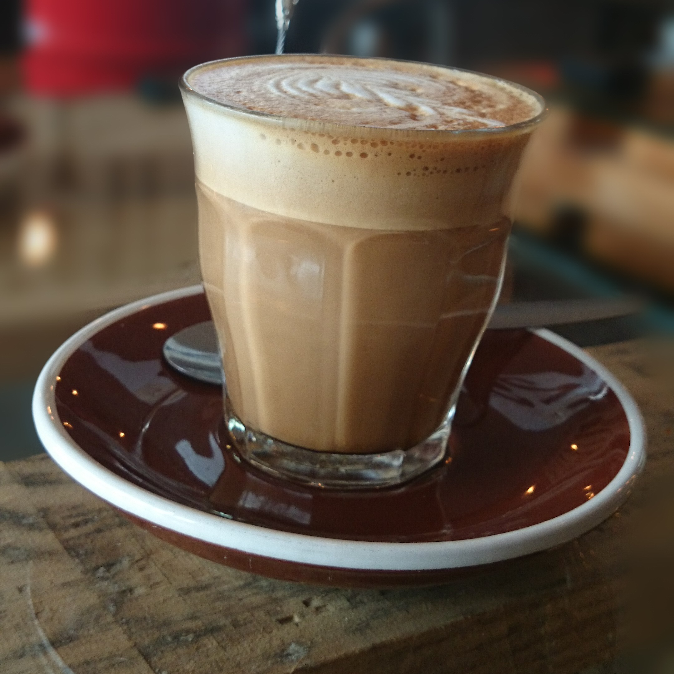 Coffee, latte, agent mystery case, Perth Coffee, Reviews