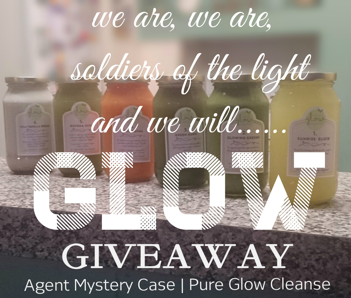 Giveaway Agent Mystery Case