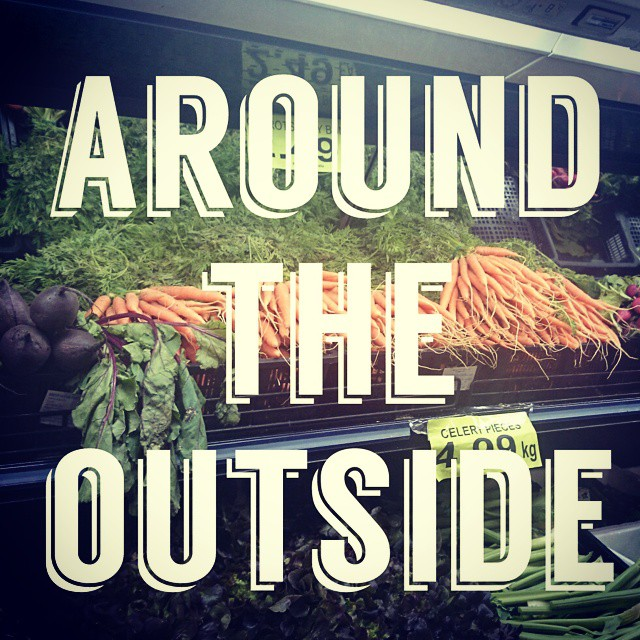 Shopping healthy | Around the outside