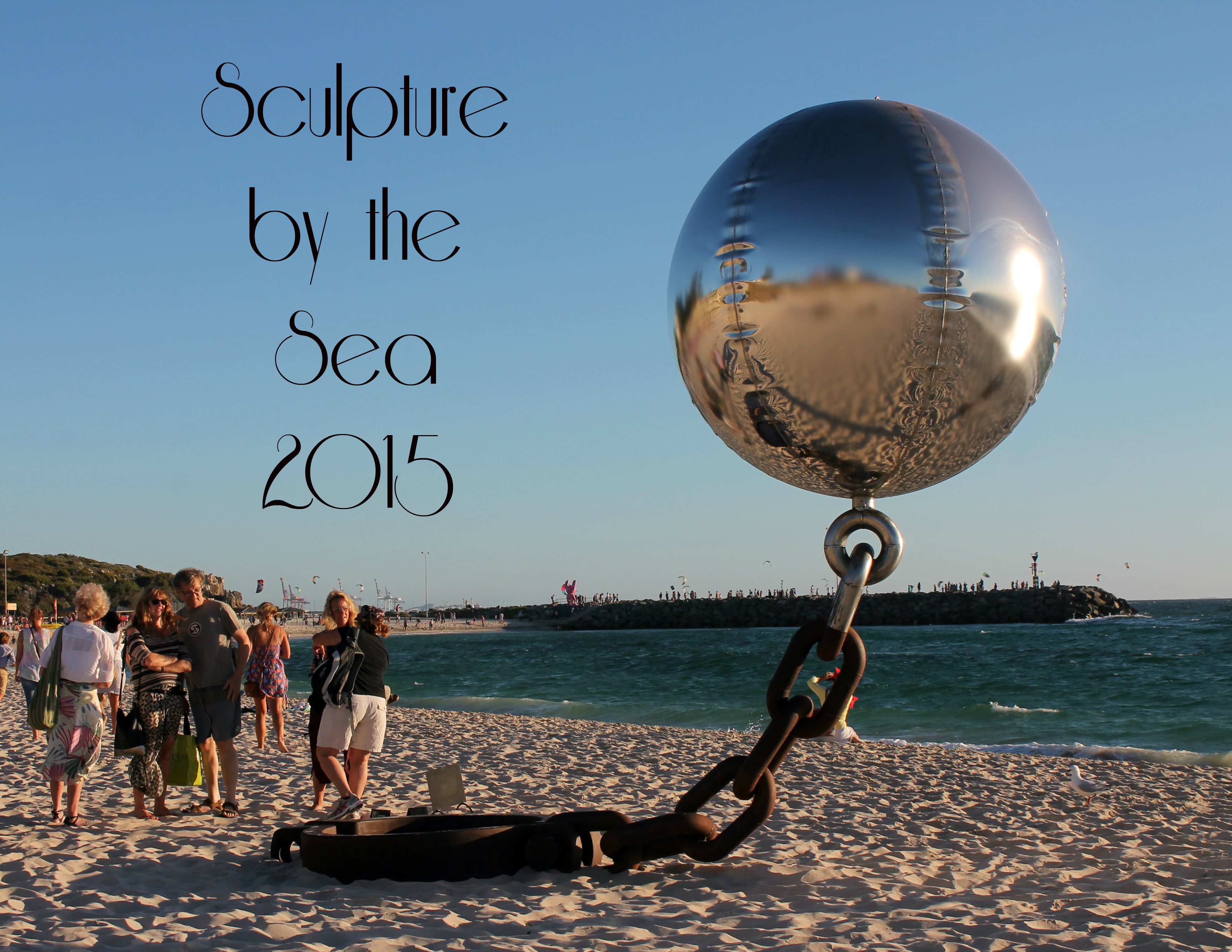 Sculpture by the Sea 2015 | Agent Mystery Case | Cottesloe Beach