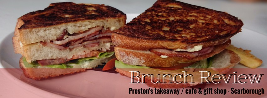 WORTH CASING Preston's takeaway / cafe & gift shop - Scarborough | Brunch Review | Agent Mystery Case