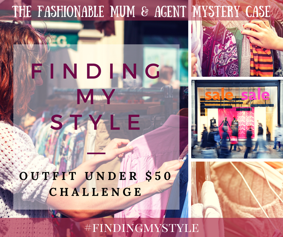 Agent Mystery Case | Finding My Style | Challenge | The Fashionable Mum