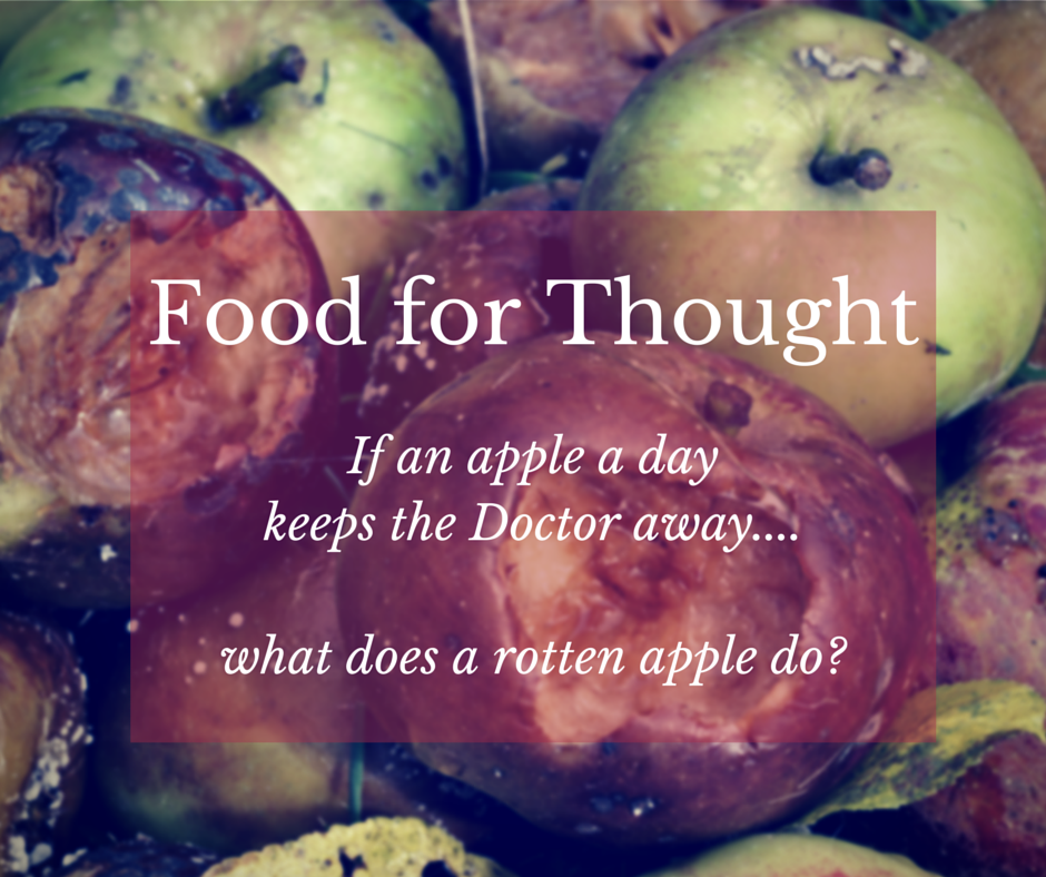 Food For Thought | Bad Apples | Agent Mystery Case