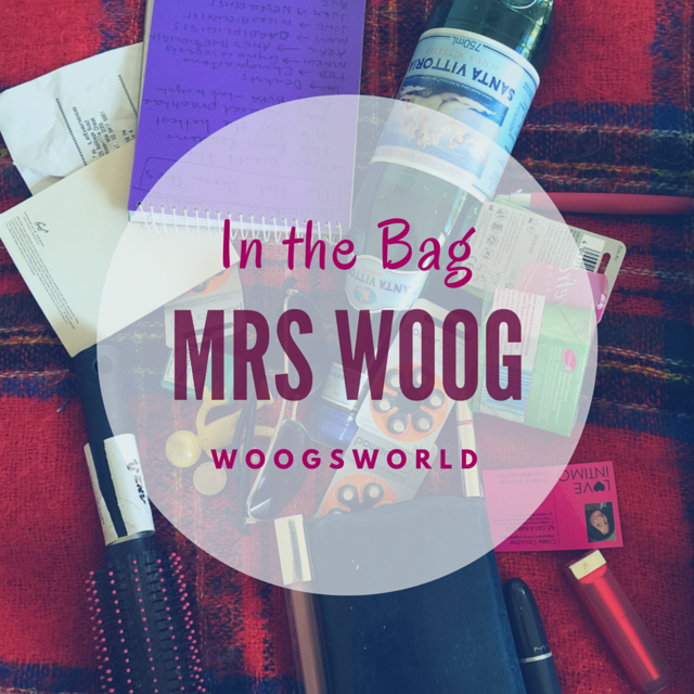 In the Bag, Blog series, Agent Mystery Case, Mrs Woog