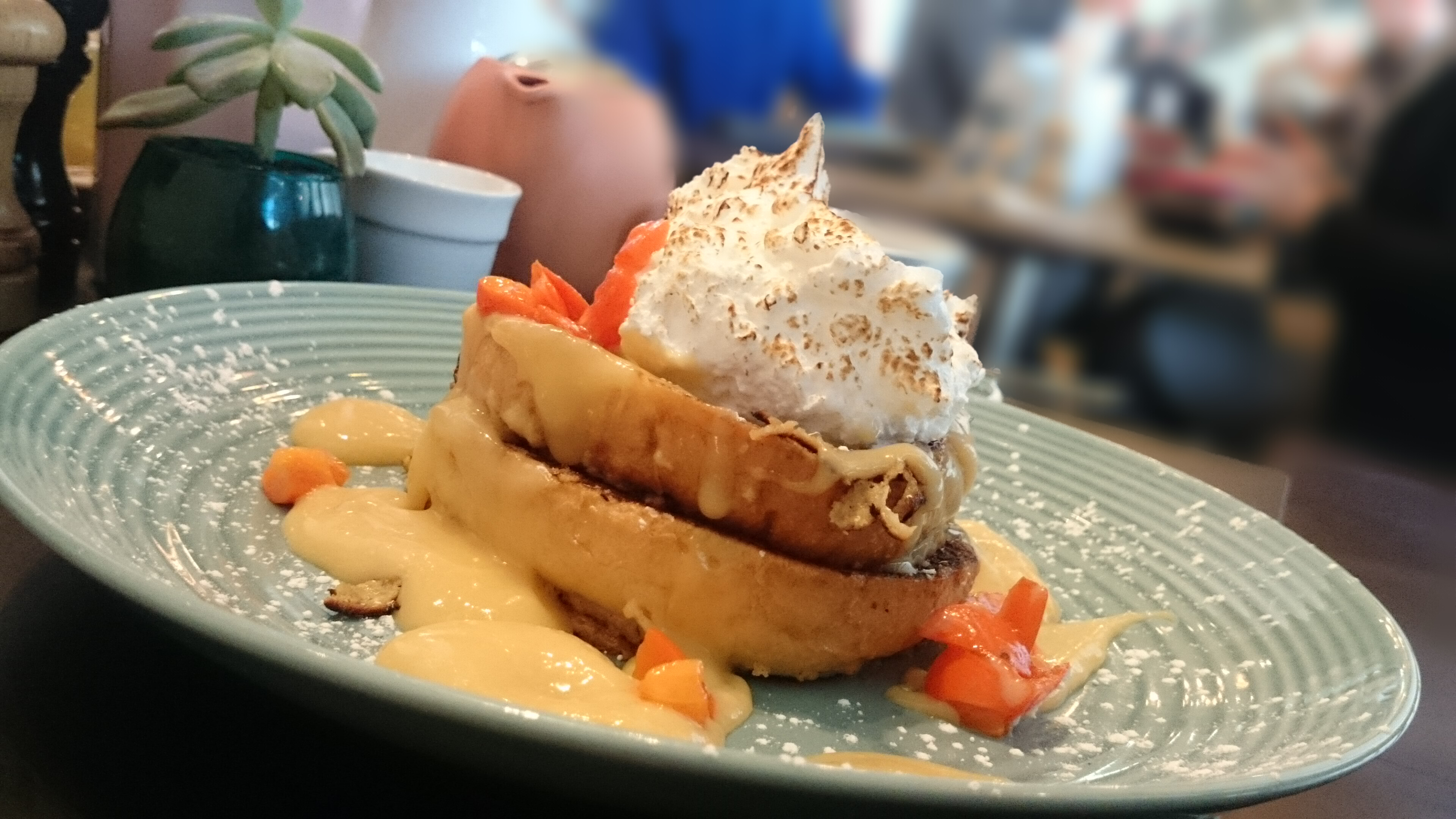 Aliment Cafe West Leederville Review French Toast