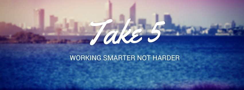 Saying Yes | No | Work smarter not harder