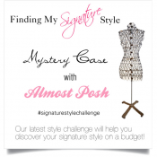 Signature Style, Style Challenge, Almost Posh, Giveaway