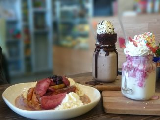 Loaded; Espresso Bar; freak shakes; Perth; Food