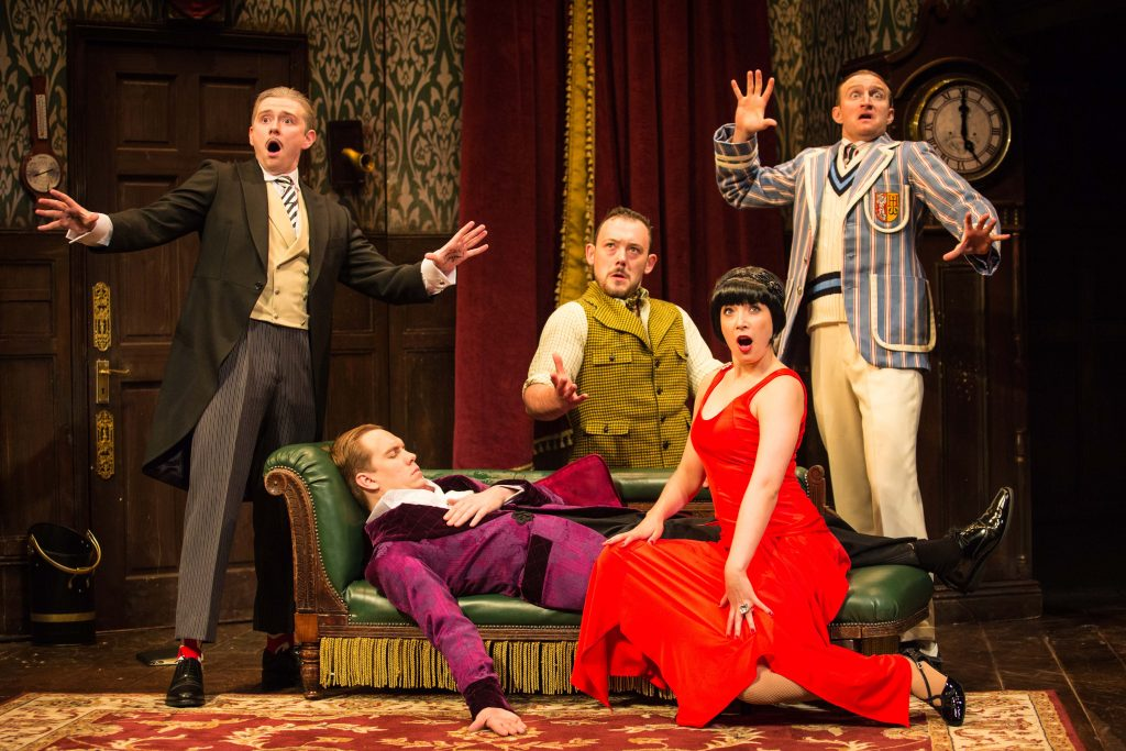 The Play That Goes Wrong | Melbourne Comedy Theatre
