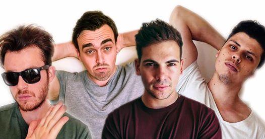 Boy Band, Comedy, Perth, Fringe World Festival Perth,