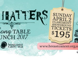 Perth charity event; Long Table Lunch; Breast Cancer Care WA;