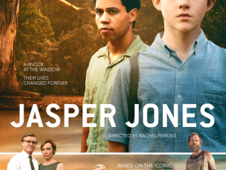 Jasper Jones; Movie Poster; Australian Film