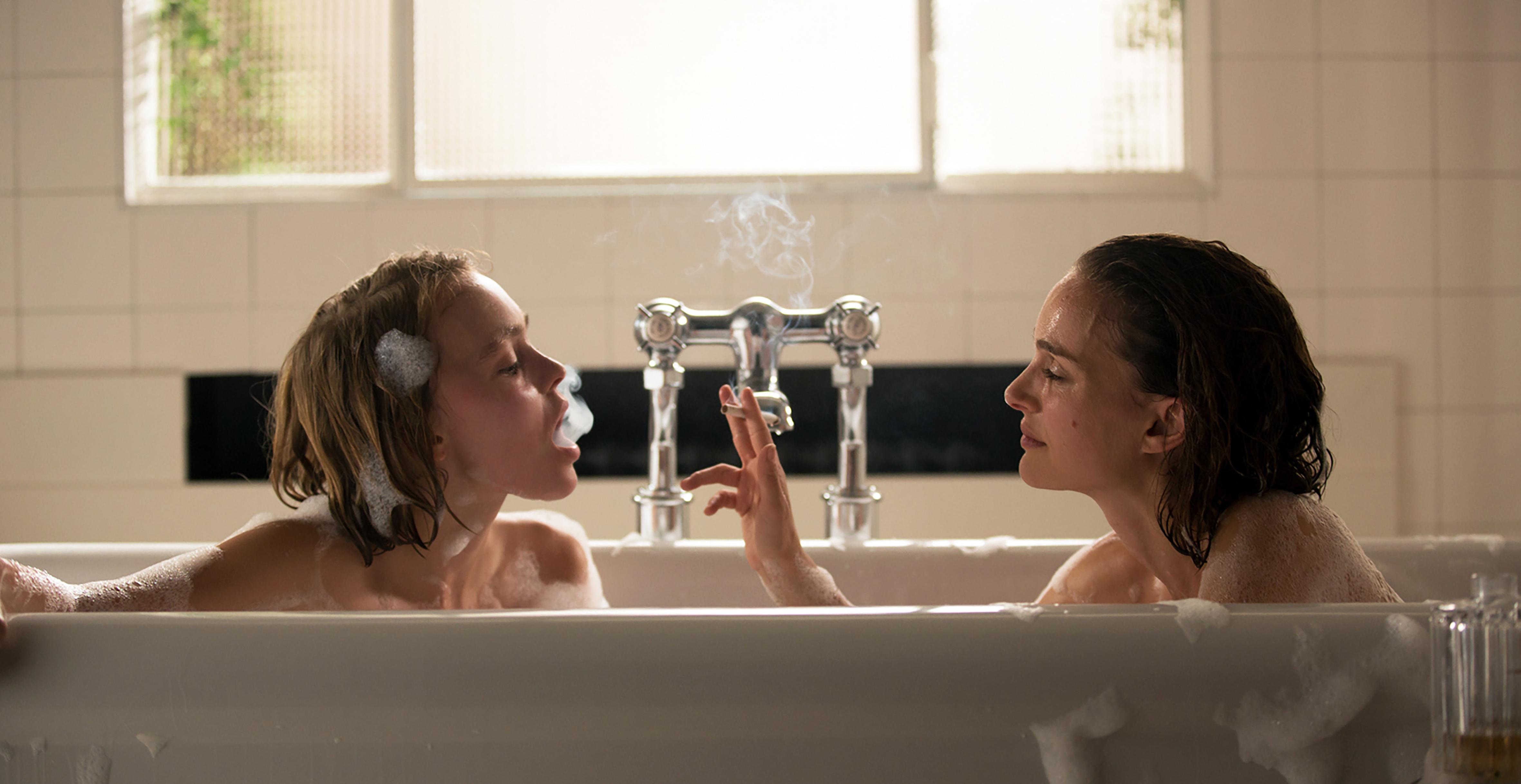 French Film, Planetarium, Natalie Portman & Lily Rose-Depp