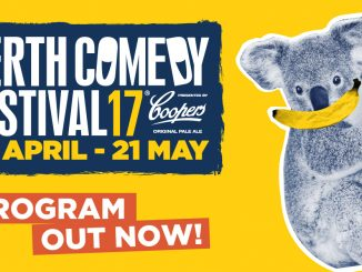 Perth Comedy Festival tickets