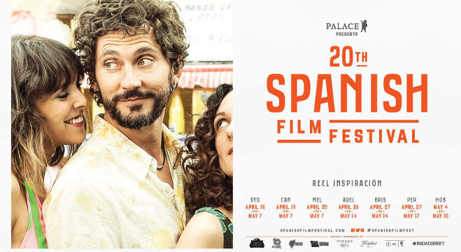 20th Spanish Film Festival | Perth Event