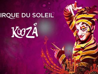 KOOZA; CIRQUE DU SOLEIL; PERTH; SINGAPORE; REVIEW