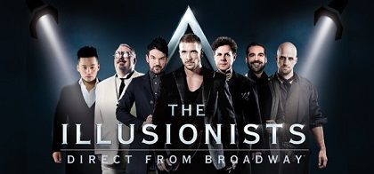 The Illusionists; Magic show; Perth; Crown Perth