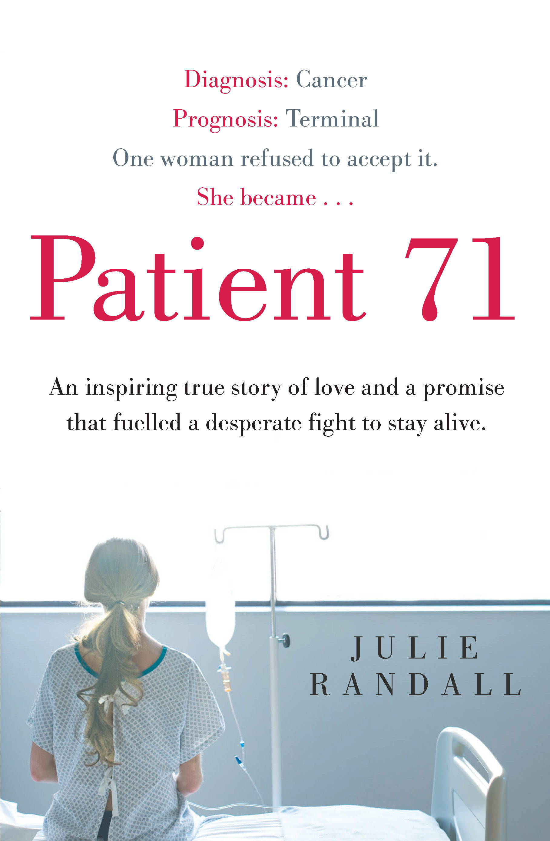 Patient 71 Book Cover