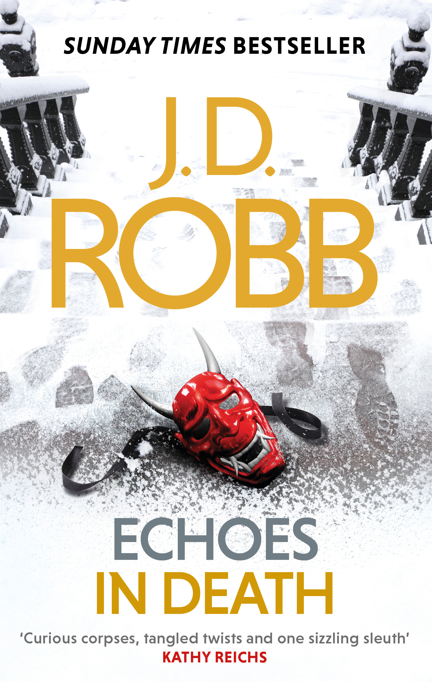 Echoes in Death Book Cover