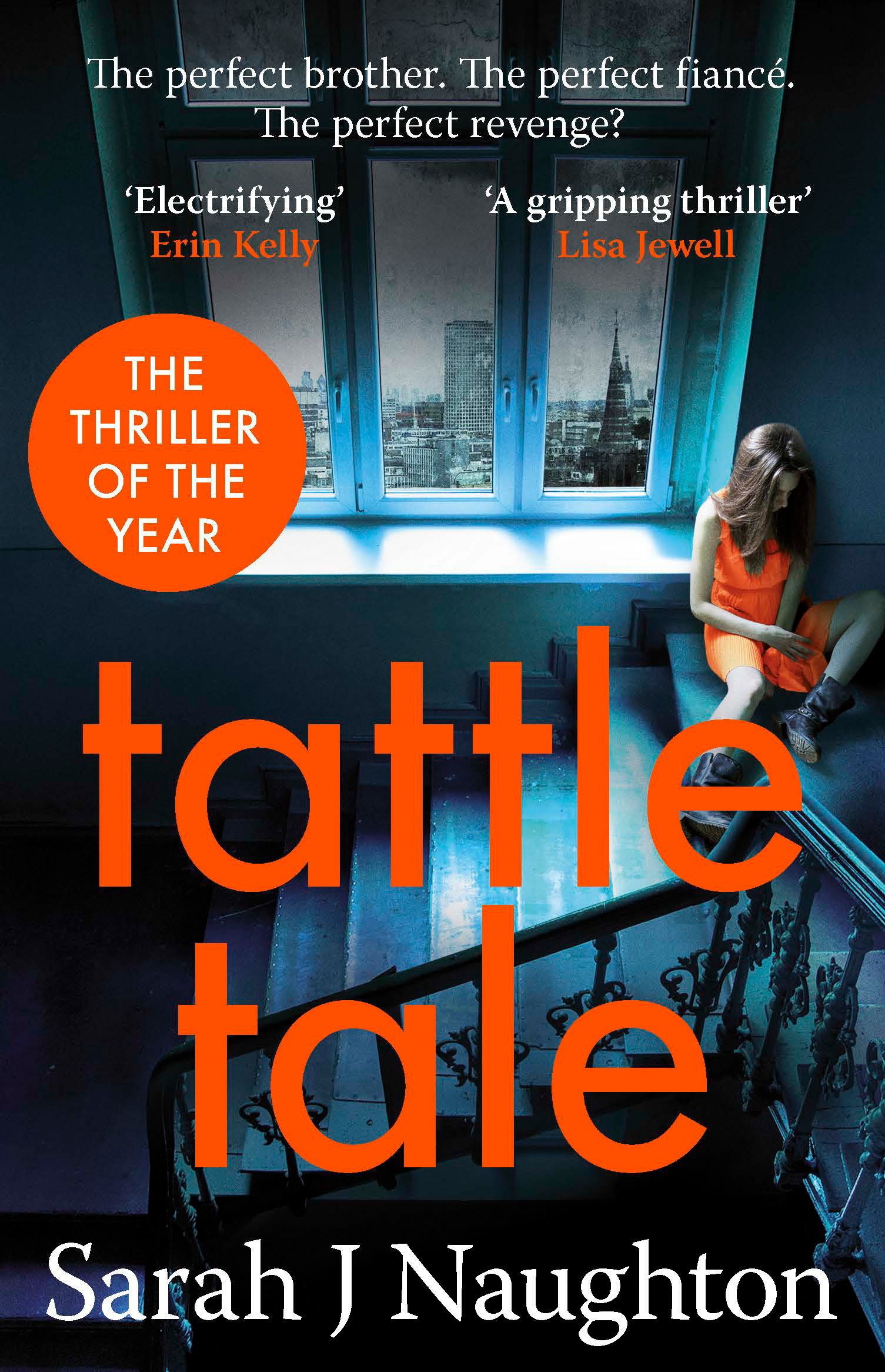 Tattletale Book Cover