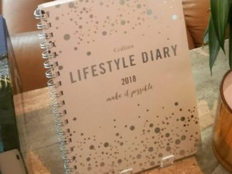 Organised; Lifestyle; Diary; Collins;