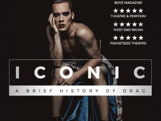 Iconic; cabaret; fringe festival; perth; giveaway