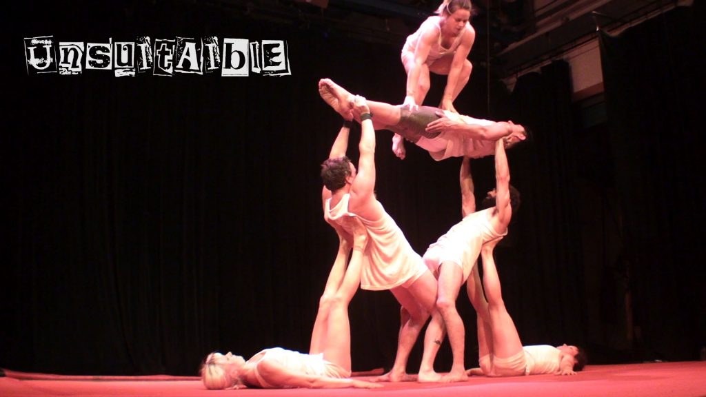 Fringe World, Festival; Perth; review; tumble circus