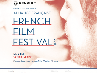Thanks to The Alliance de Perth we are giving our members the chance to WIN in-season double passes to The 2018 Alliance Française French Film Festival.