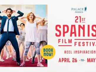 Spanish Film Festival 2018