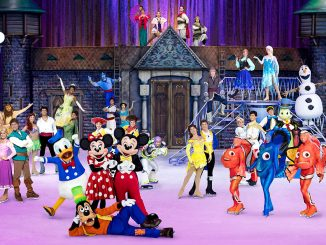 DISNEY ON ICE CAST; GIVEAWAY; PERTH