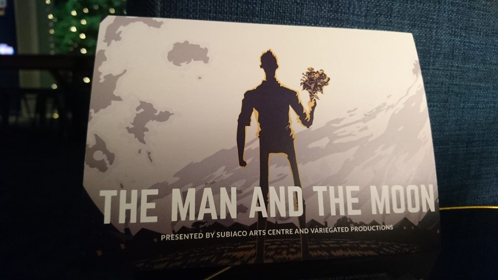 The Man and The Moon; Cabaret; theatre; Subiaco; Perth