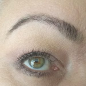 Henna eyebrow review;