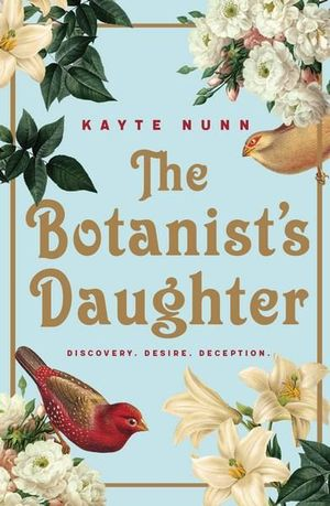 The Botanist's Daughter Book Cover