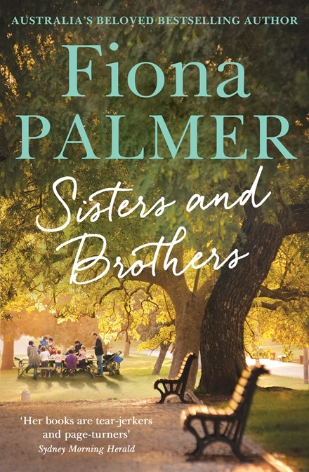 Sisters and Brothers Book Cover