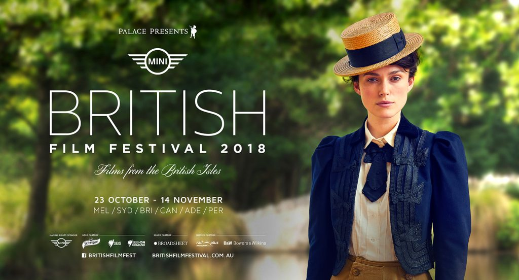 Mini British Film Festival Perth 2018